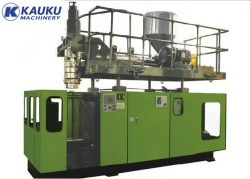 PC blow molding machine