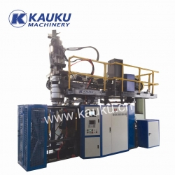ABS blow molding machine